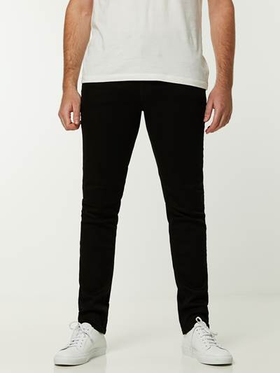 Slim Will Blk.Blk. Superstretch Jeans D03
